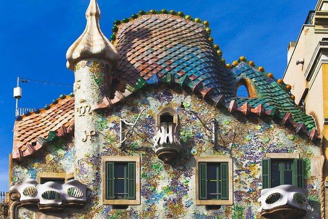 Sagrada Familia & Gaudí Private Tour - Skip the Line Tickets