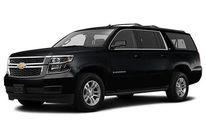 Private Departure Transfer: Atlanta Hotel to (ATL) Airport by SUV