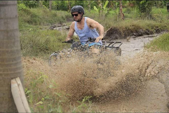 Best Ubud River Tubbing and Quad ATV ride Tour