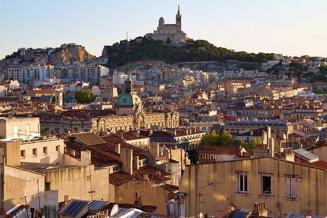 Private Business Car Transfer: Marseille city or Port to Marseille Airport MRS