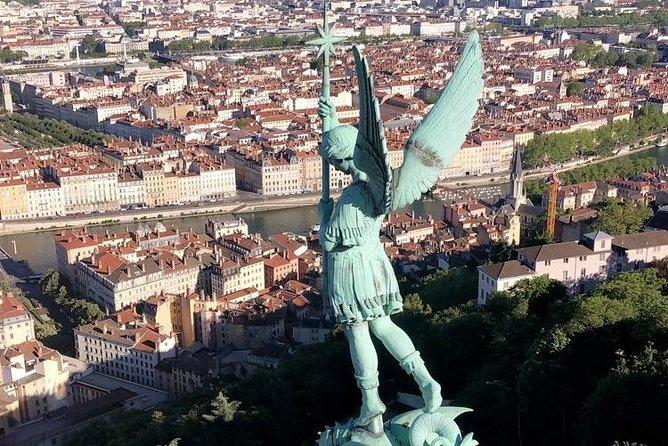 Lyon Panoramic City Tour with Funicular Ride