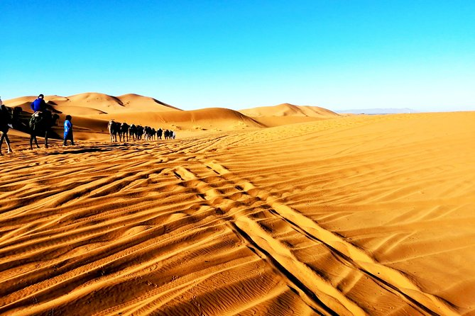 4 days Morocco Sahara Tour