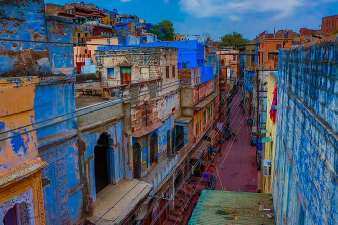 Guided Blue City Walking Tour Experience with a local -Fascinating & Mesmerising