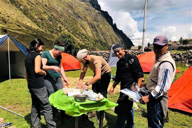 Inca Quarry Trail to Machu Picchu 4-Day