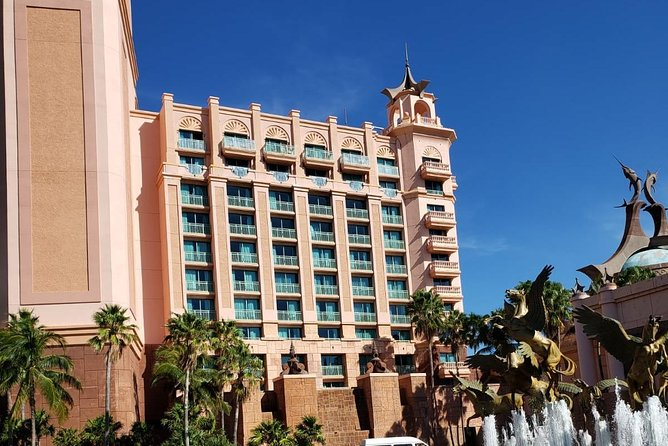 Round Trip From LPIA to Atlantis, Warrick, Comfort Suites, RIU, Harbour Side