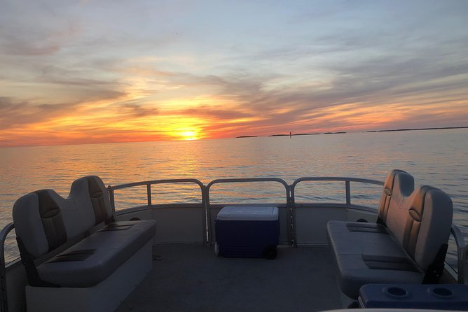 Sunset / Dolphin Boat Ride