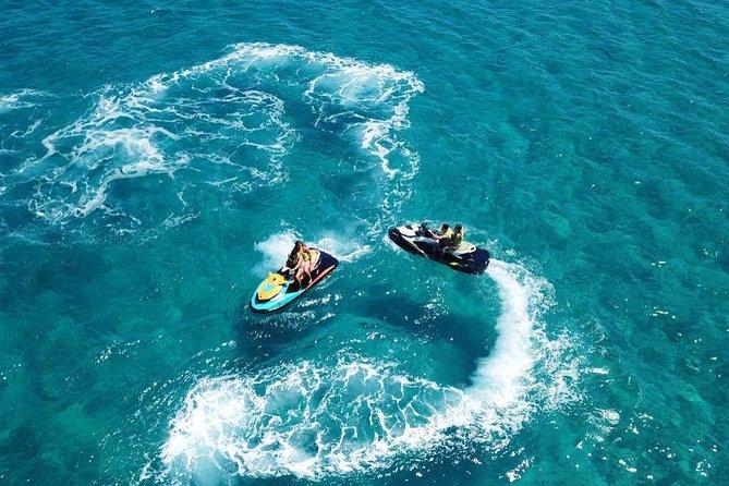 Jet Ski ride in Dubai duration 30min