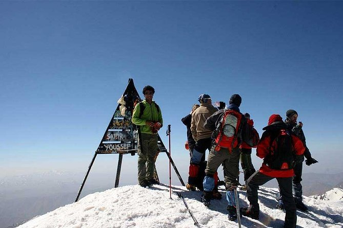 Climb mount toubkal 2 days