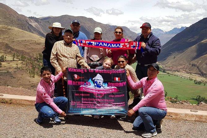 Sacred Valley & Machu Picchu 2d - 1n