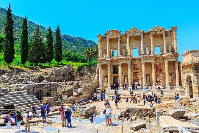 Ephesus and Pamukkale 2 Day tour from Fethiye