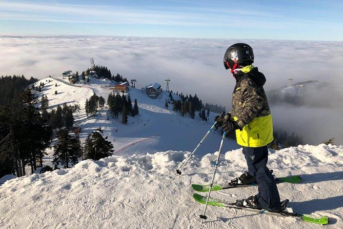 Ski Lessons on the Slopes of Poiana Brasov