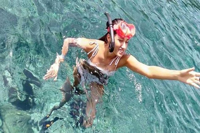 Bali Snorkeling Activities at Blue Lagoon Beach-All Inclusive