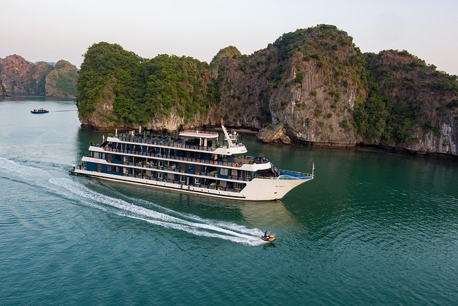 Halong Rosy 5Star Cruises 3days/2night on Lan Ha Bay