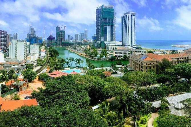 Colombo Airport Transit Tour – 5 Hours