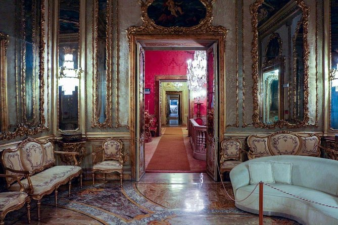 Private Tour of the Doria Pamphilj Gallery and Palace