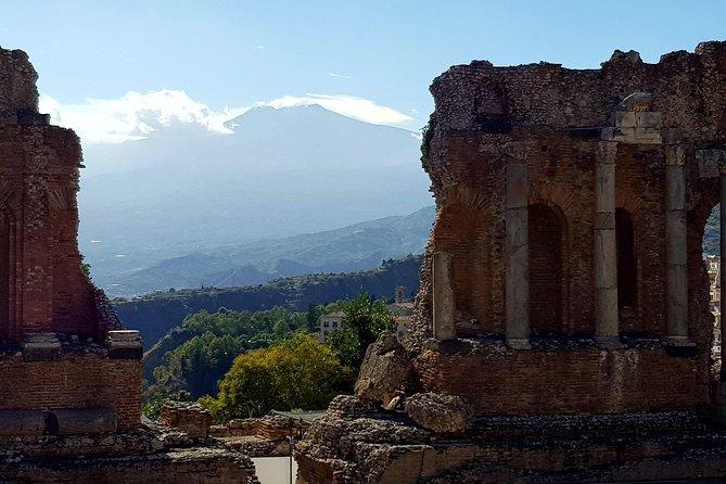 Etna & Taormina from Catania