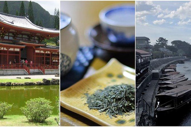 Uplifting Kyoto: Private Tour of Uji's Tea, Shrines, and Natural Spirituality
