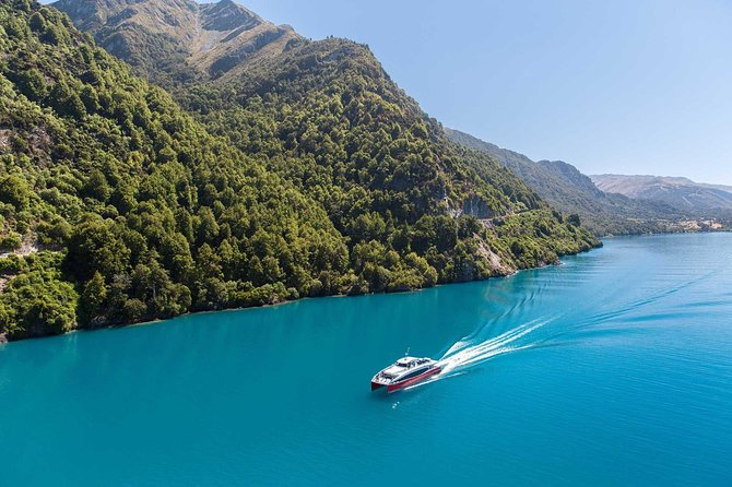 Lake Wakatipu Scenic Catamaran Cruise from Queenstown