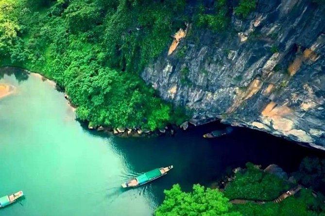 Phong Nha and Dark Cave 1 day tour
