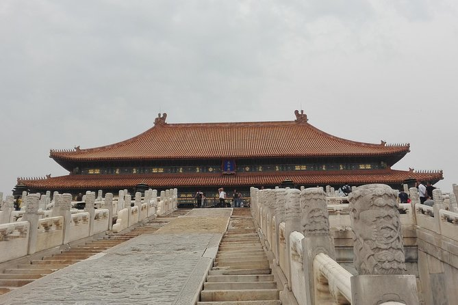 Beijing Forbidden City and Great Wall Day Tour photo 6
