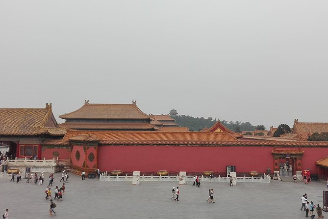 Beijing Forbidden City and Great Wall Day Tour photo 10