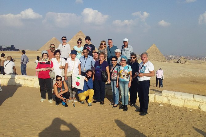 01 Day Tour to the Giza Pyramids & Great Sphinx
