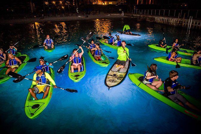 Night Kayak Tour in St. John - Westin Resort