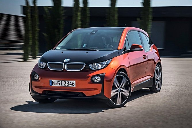 Ultimate All Electric-BMW I3 Luxury
