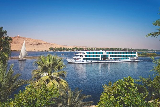 Nile Cruise From Aswan for 7 nights
