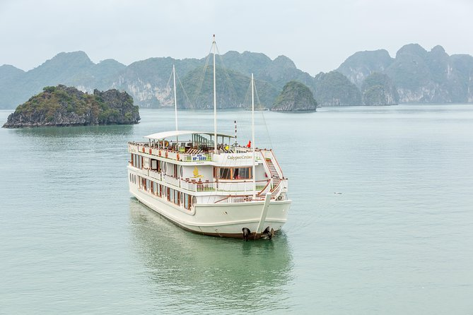 Halong Calypso 3Star Cruises 2days/1night on Lan Ha Bay