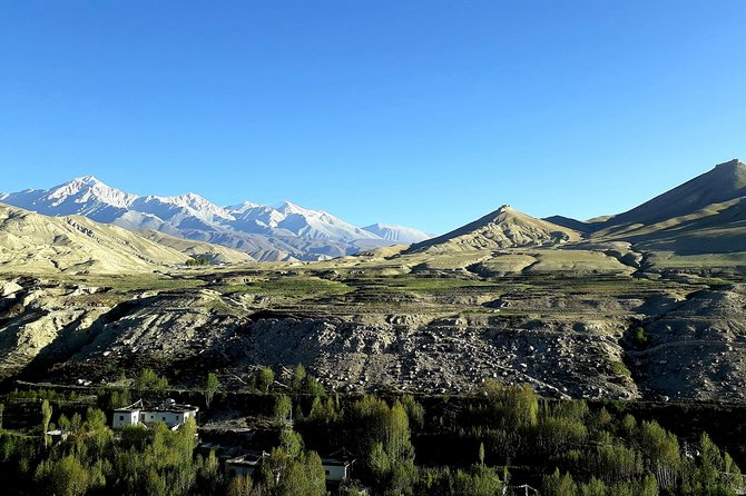11 Night 12 Days Upper Mustang Trek