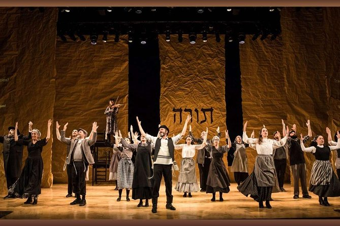 Fiddler on the Roof at the Sydney Opera House photo 2