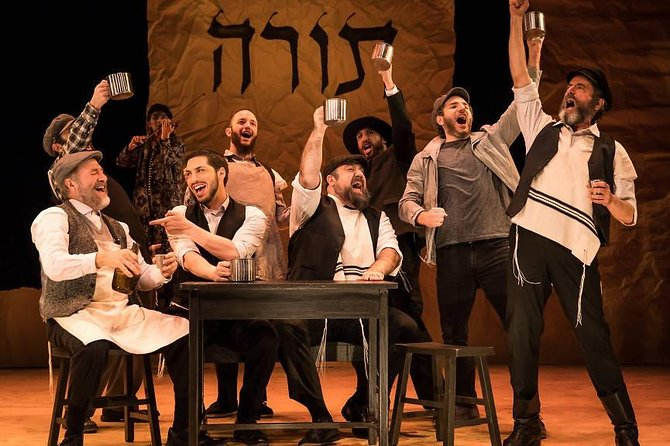 Fiddler on the Roof at the Sydney Opera House photo 4