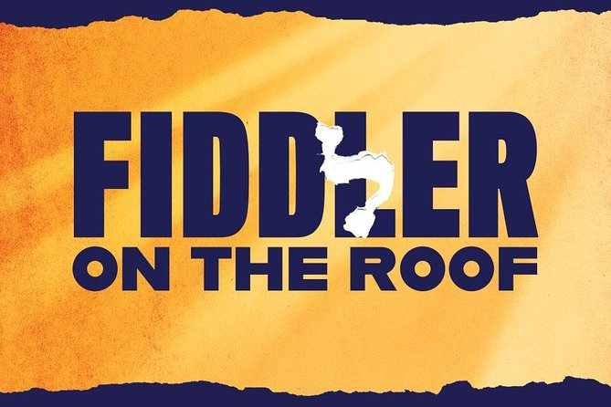 Fiddler on the Roof at the Sydney Opera House photo 1