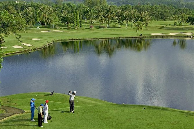 Golfing at Loch Palm Club in Phuket photo 2