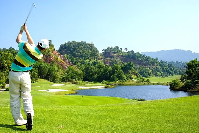 Golfing at Loch Palm Club in Phuket photo 1