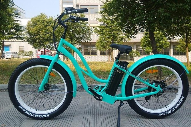 Lady Casual Camel E-Bike