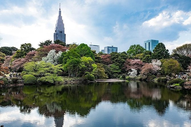 Tokyo Japanese Garden Lover's Private Tour with Nationally-Licensed Guide