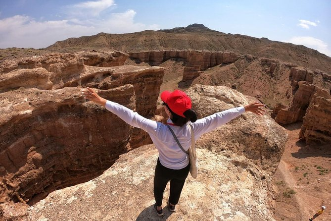 Charyn Canyon Group Day Tour Experience, Inclusive of Lunch