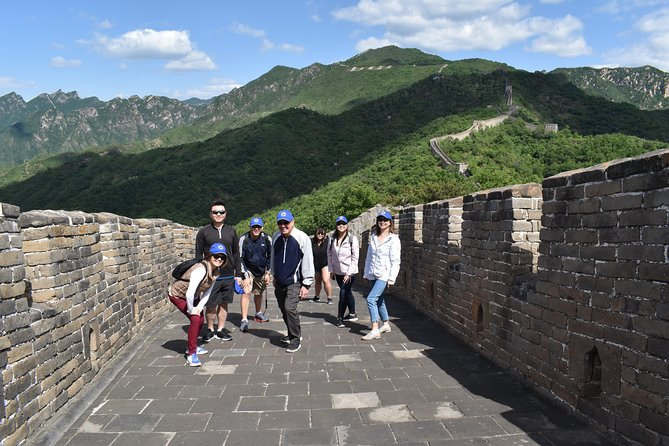 Private Layover Tour To Mutianyu Great Wall and Forbidden City
