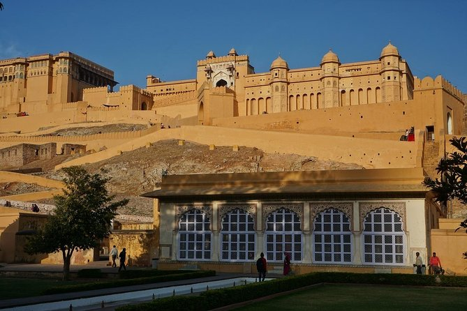 Full Day Jaipur India Sightseeing Tour Package