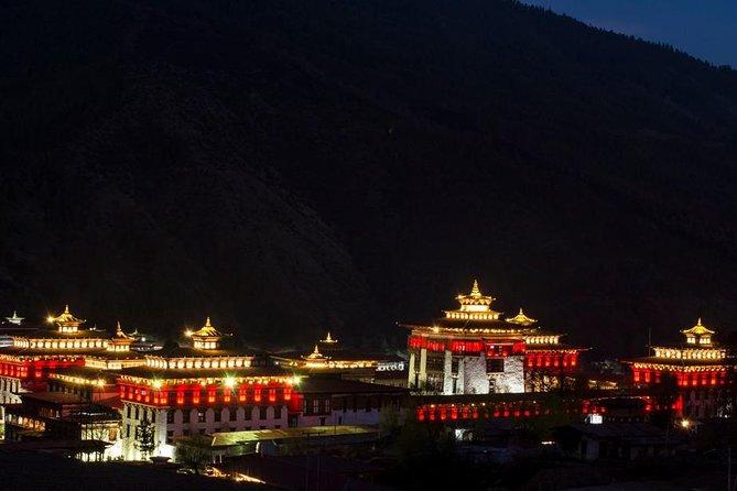 Momentary Travel to Bhutan