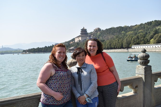 Private Layover Tour to Summer Palace and Temple of Heaven