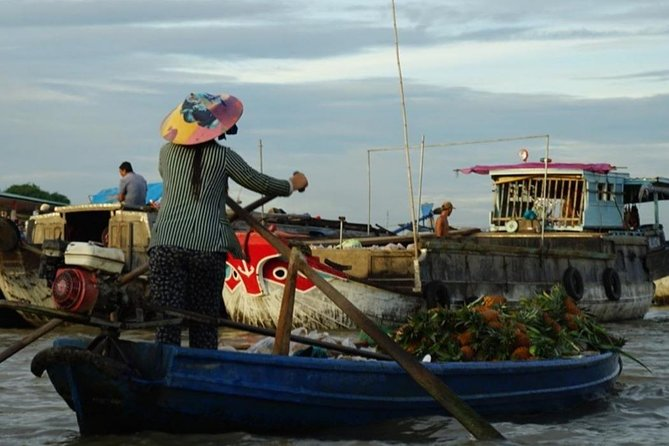 Mekong Delta and Biggest Authentic Floating Market 1 Day