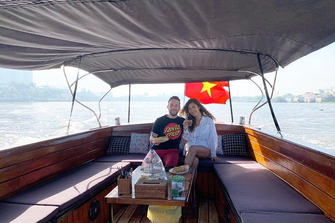 VIP Breakfast Cruise on the Saigon river