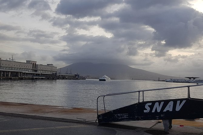 Transfer from Naples airport to the city or vice versa