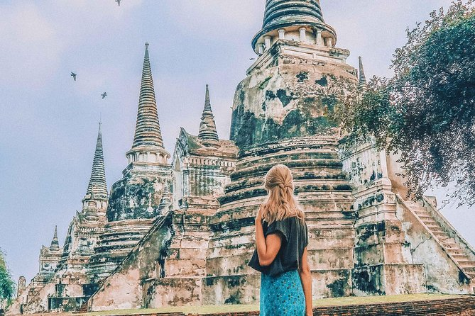 Ayutthaya Historical Park Small Group Tour