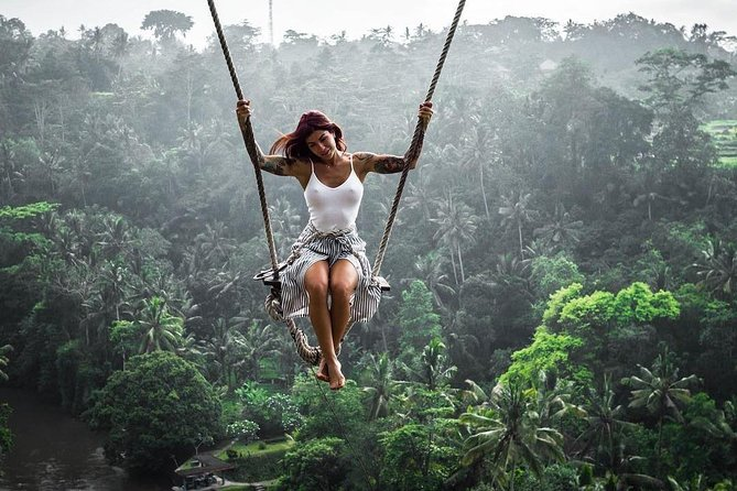 Ubud Tour - Jungle Swing - Rice Terrace - WaterFall - Ancient Temple - Free WiFi photo 2