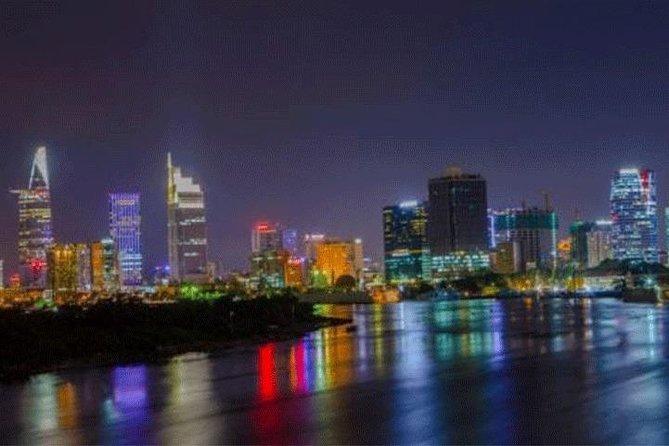 VIP Sunset Cruise on Saigon River with Aperitif !