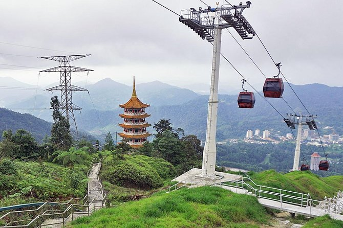 Genting Highlands Day Tour Include 2-way Cable Car Tickets & Lunch